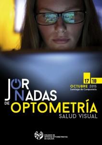 cartel jornadas optometría 2015