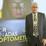 jornadas-2015-eduardo-eiroa-presidente-delcolegio-de-opticos-optometristas-de-galicia