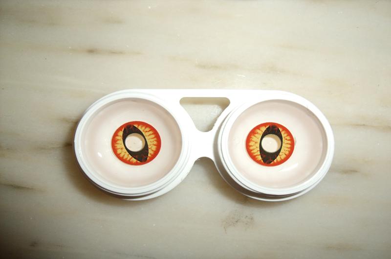 el colegio de aconseja extremar la higiene para usar lentes de contacto de fantasa en carnavales por la aplicacin de maquillaje